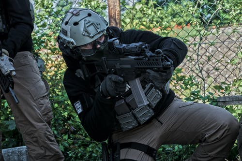 Gratis stockfoto met airsoft, operator, speciale troepen