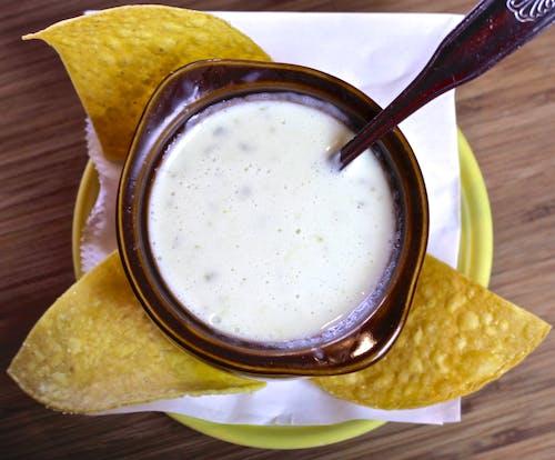 Darmowe zdjęcie z galerii z dip, meksykański, ser