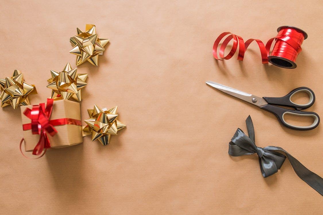 arts and crafts, boog, cadeau