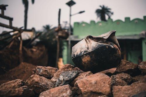 Kostnadsfri bild av by, cyklon, efter, fattig