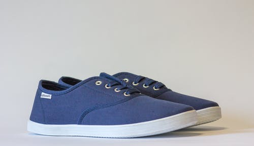 Free stock photo of blue, fashion, footwear