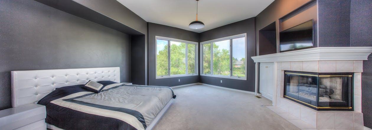 άνετο σπίτι, δωμάτιο, εσωτερική διακόσμηση