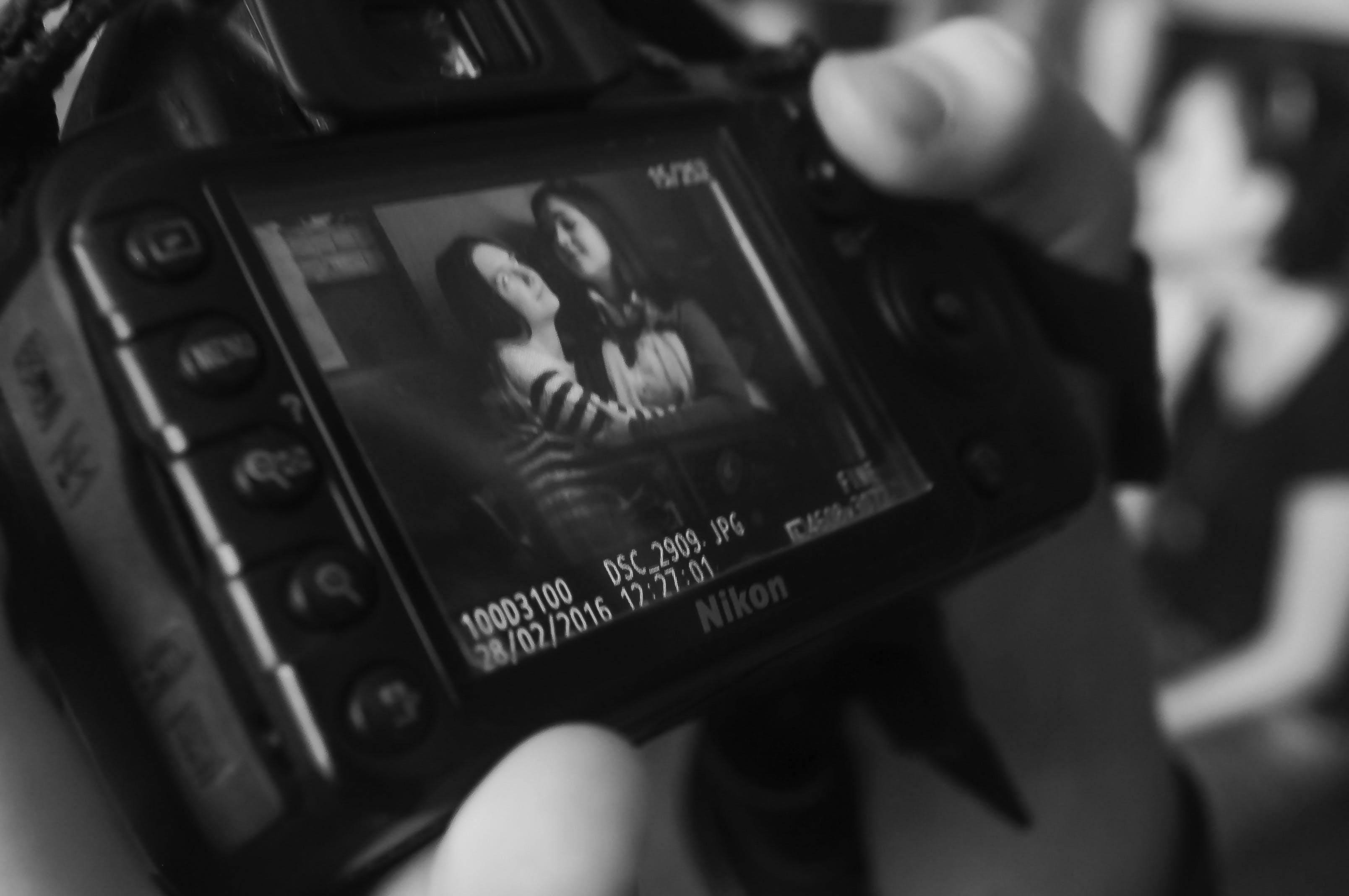 กล้อง, กล้องวิดีโอ, การถ่ายภาพ