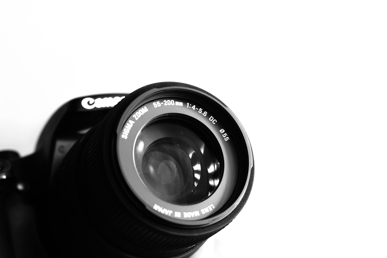 Immagine gratuita di dslr, fotocamera, fotografia, lente
