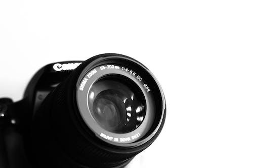 Foto d'estoc gratuïta de càmera, DSLR, fotografia, lent