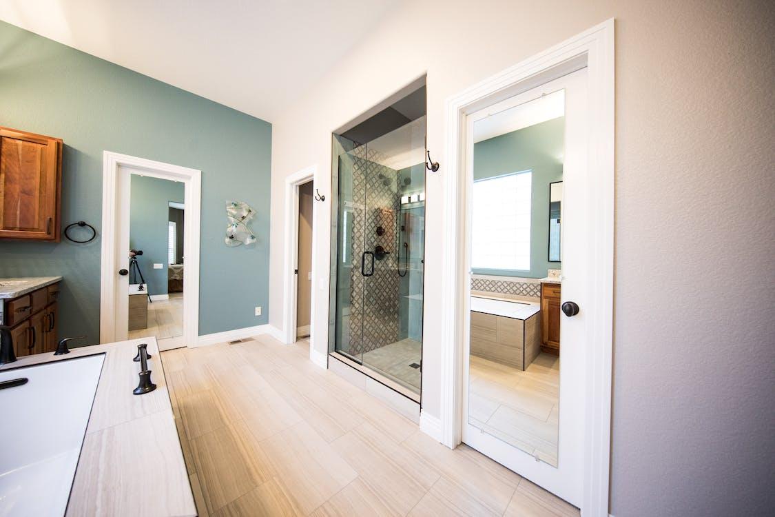 bathroom, home interior, interior
