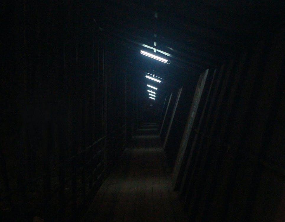 Free stock photo of light, night, street