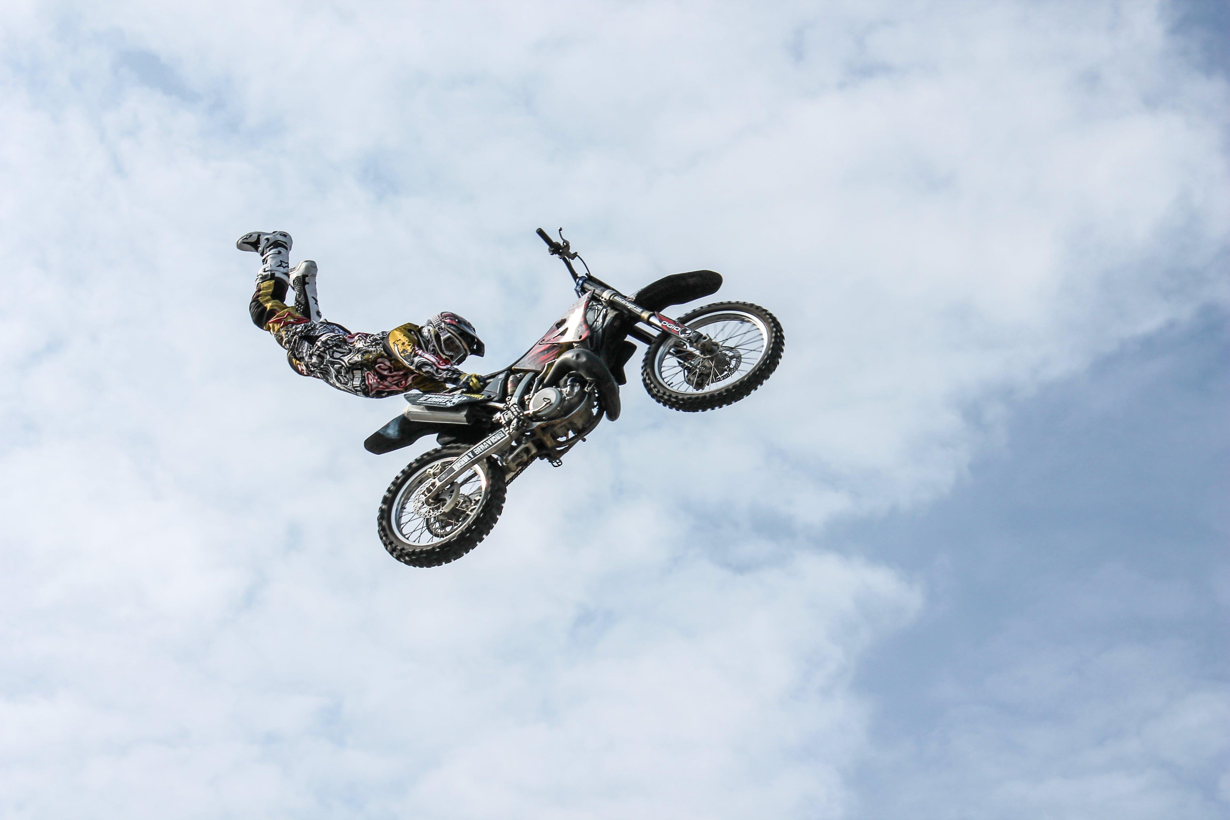 bike, biker, extreme