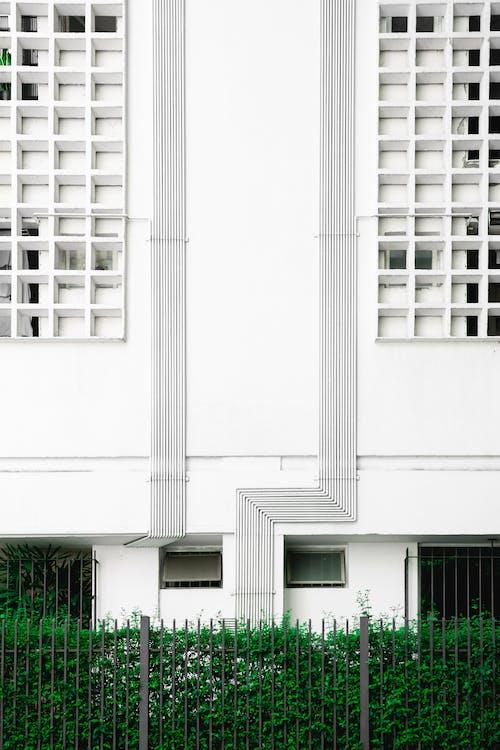 アパート, インドア, ガラスアイテム, コンクリートの無料の写真素材