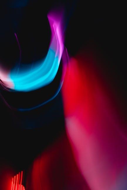Abstract art artistic blur