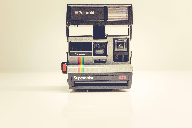 Polaroid Supercolor 635 Cmaera