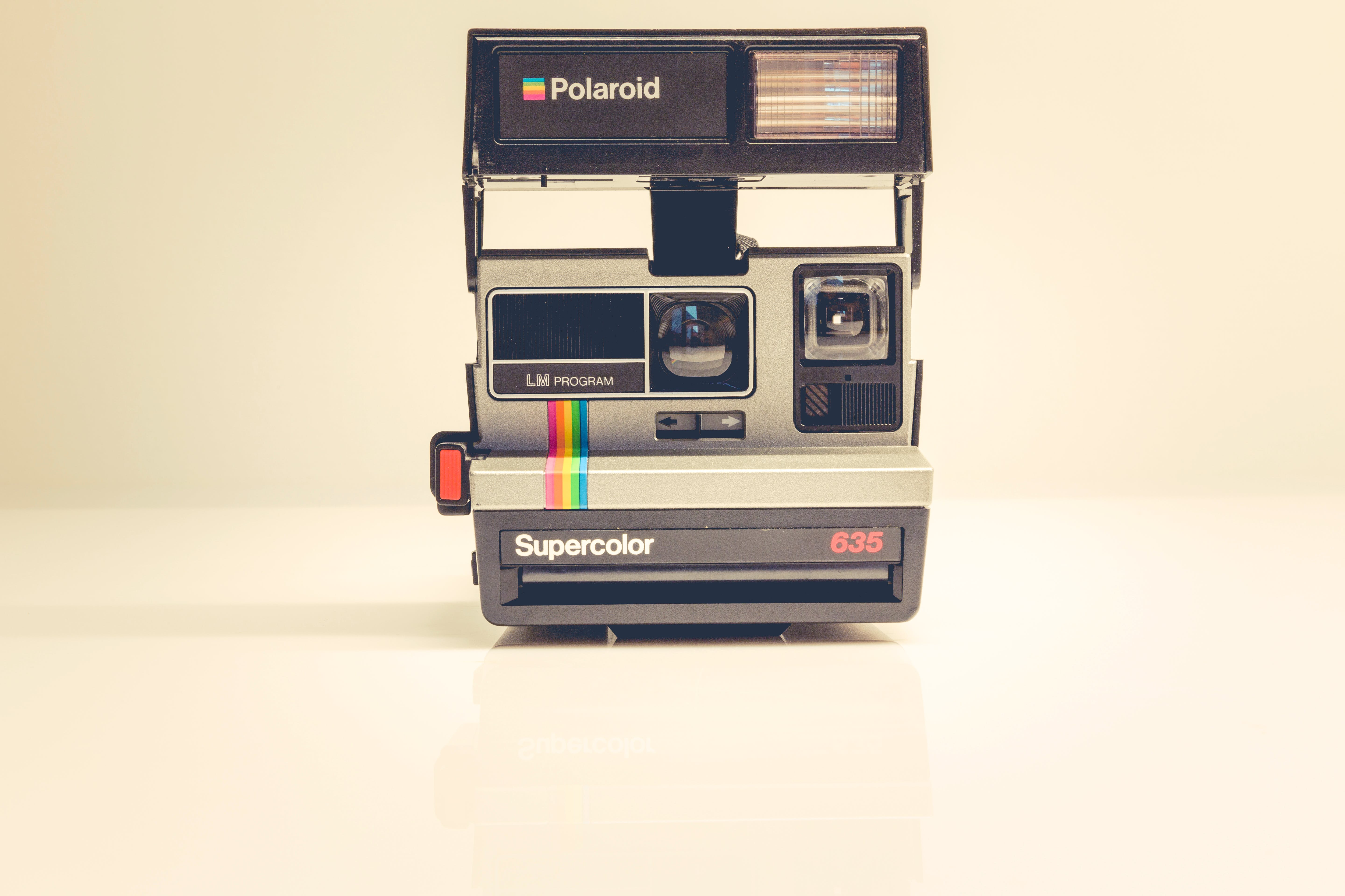 Polaroid Supercolor 635 Cmaera