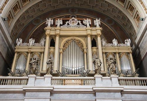 Free stock photo of church organ