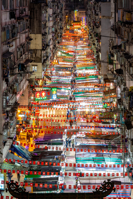 Free stock photo of hong kong