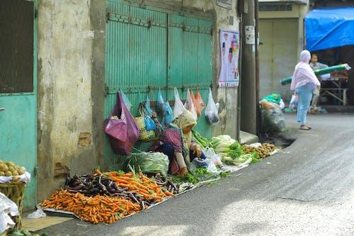 Gratis lagerfoto af gade, marked, traditionel