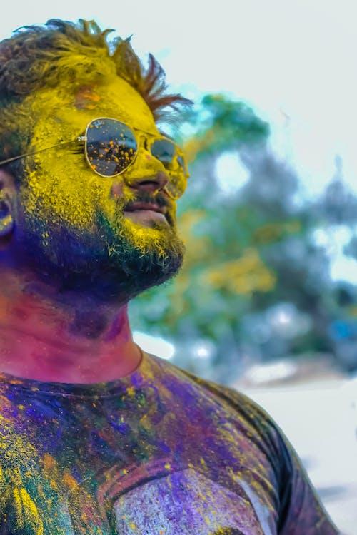 Foto stok gratis festival, festival india, penerbang, rayban