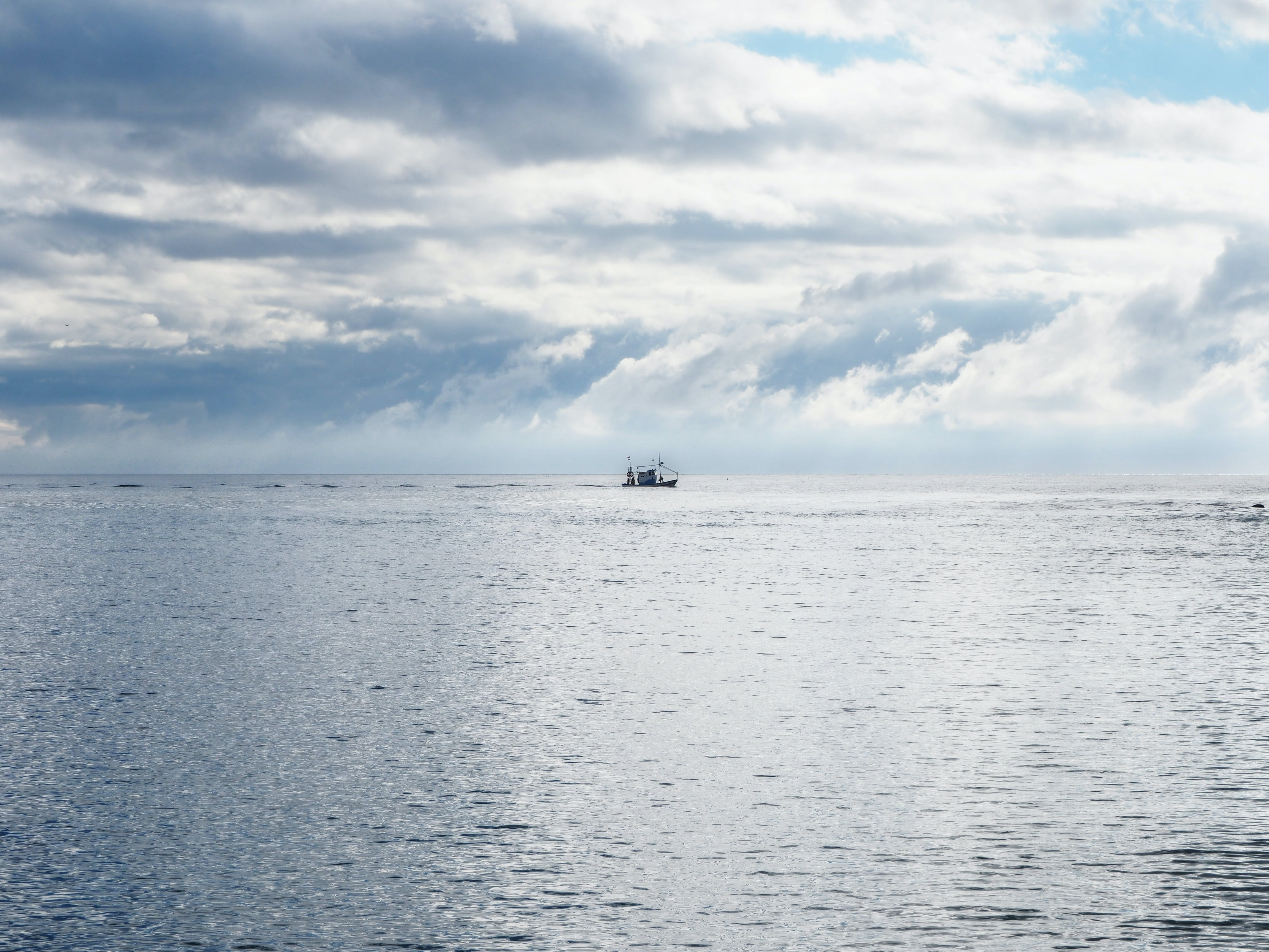 Free stock photo of fishing boat