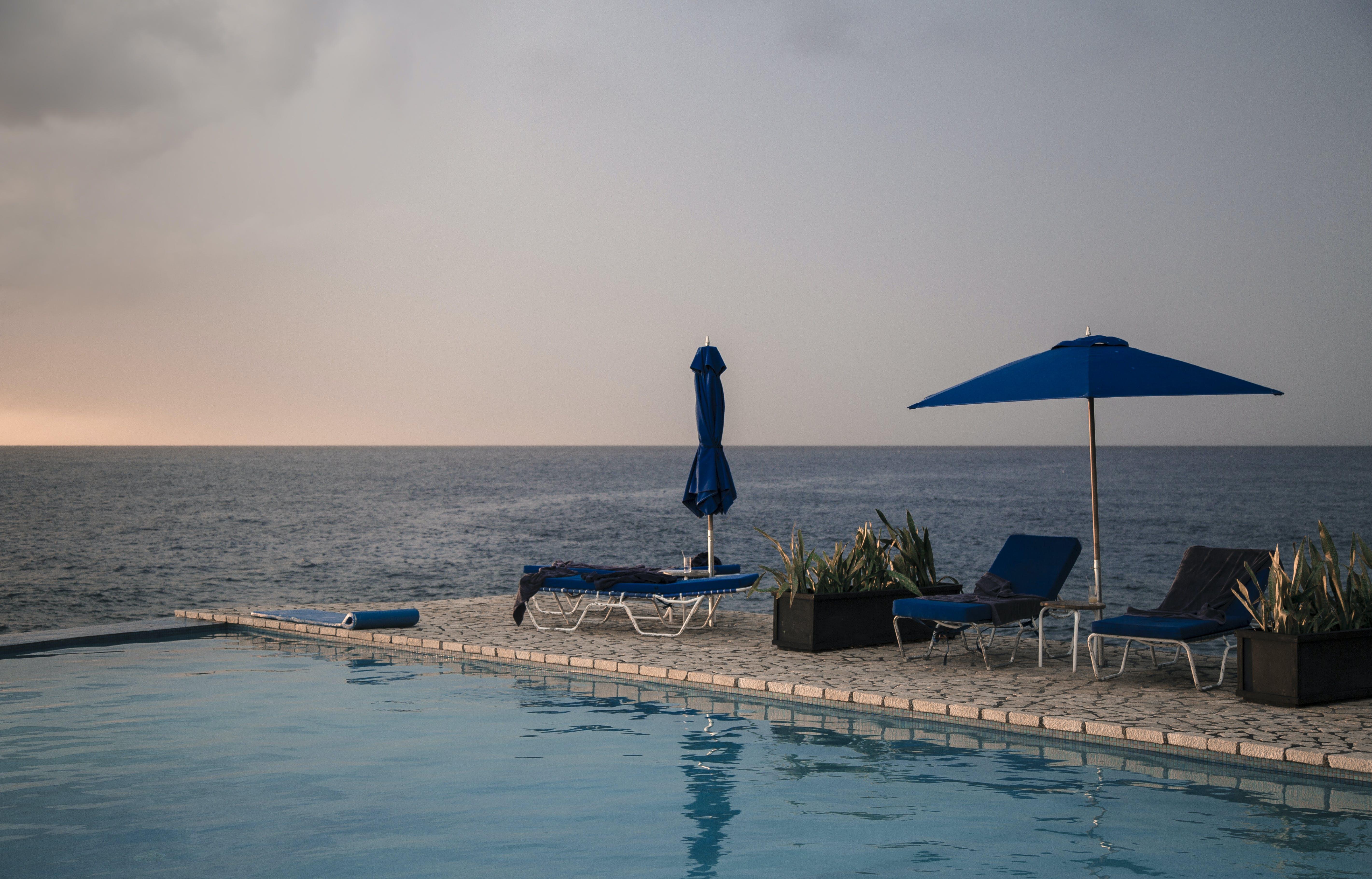 Fotos de stock gratuitas de mar, puesta de sol