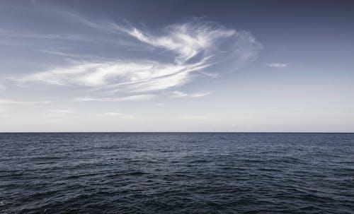 Darmowe zdjęcie z galerii z cichy, długa ekspozycja, horyzont, idylliczny