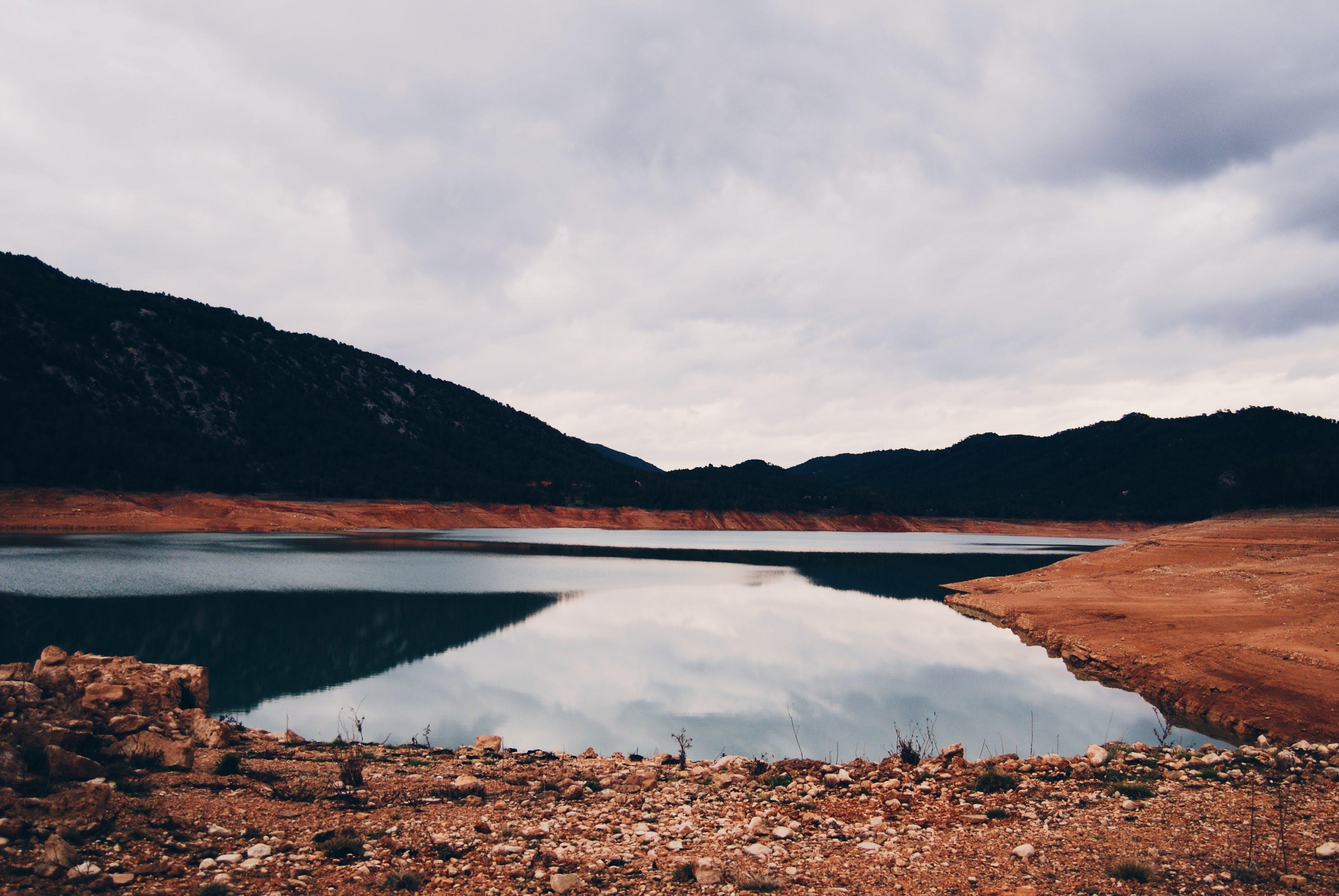 Lake Landscape Photo