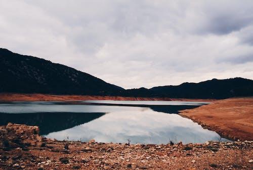 경치, 구름, 물, 반사의 무료 스톡 사진
