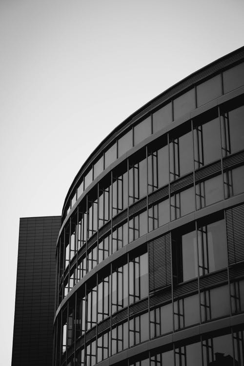 architektura, biura, biuro