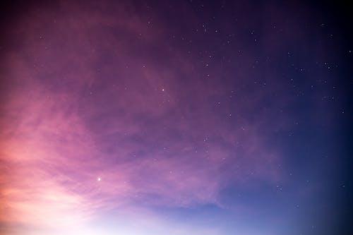 天空, 明星, 星形, 星星 的 免费素材图片