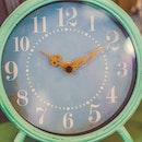 time, rustic, clock