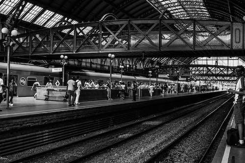 時刻, 聖保羅, 黑白 的 免費圖庫相片