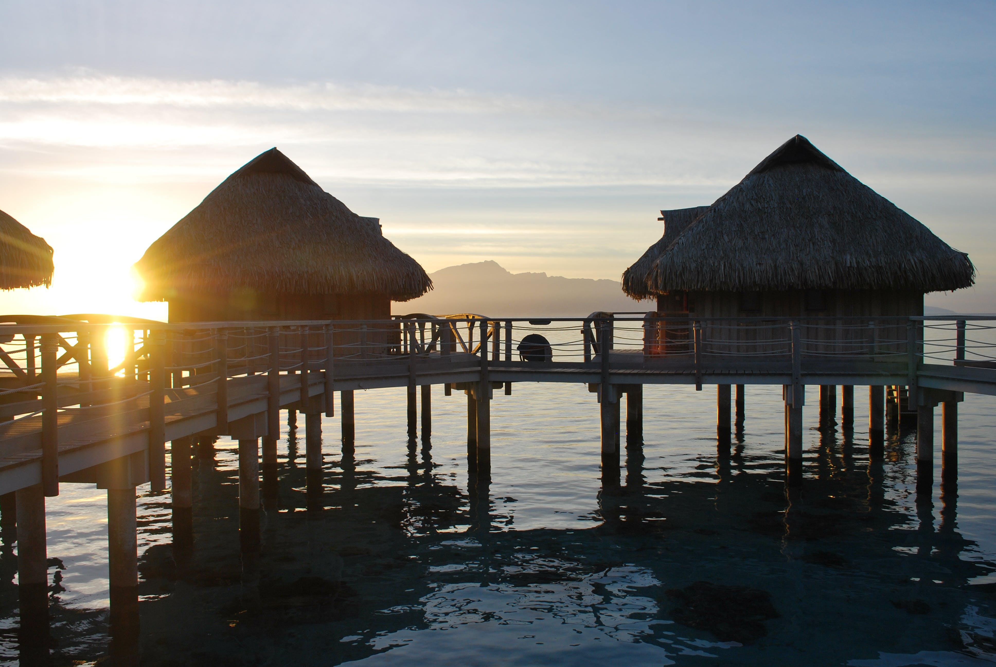 Free stock photo of blue lagoon, honeymoon, resort
