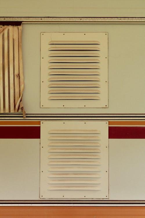 外框, 房間呼吸機, 牆壁, 設計 的 免費圖庫相片