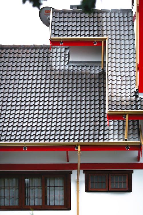 คลังภาพถ่ายฟรี ของ กระจก, กลางวัน, การก่อสร้าง, การออกแบบสถาปัตยกรรม