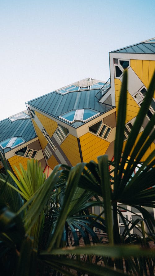 Free stock photo of architecture, cityscape, Rotterdam, urban
