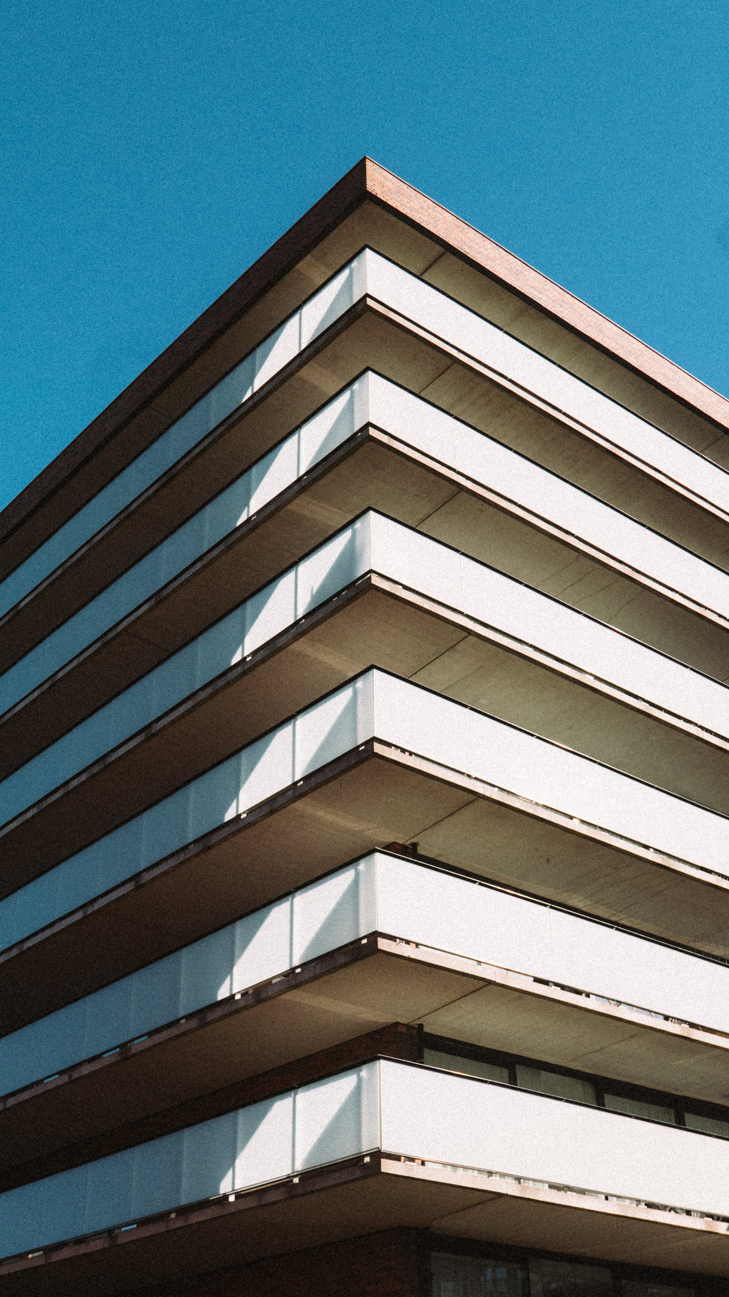 Free stock photo of appartment, architecture, cityscape, highrise
