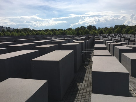 Free stock photo of berlin, germany, holocaust memorial, europe
