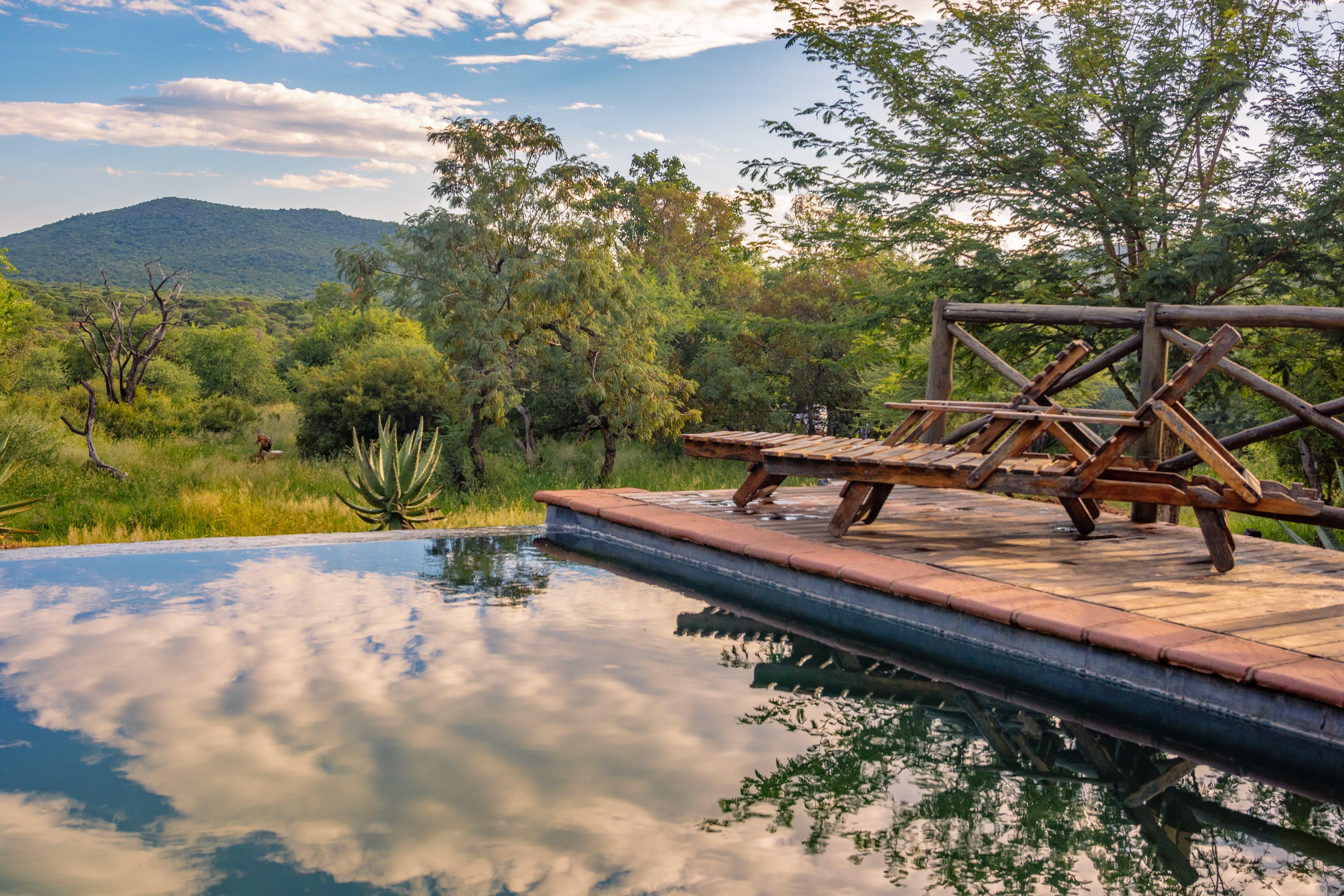 Free stock photo of africa, landscape, lodge, mothernature