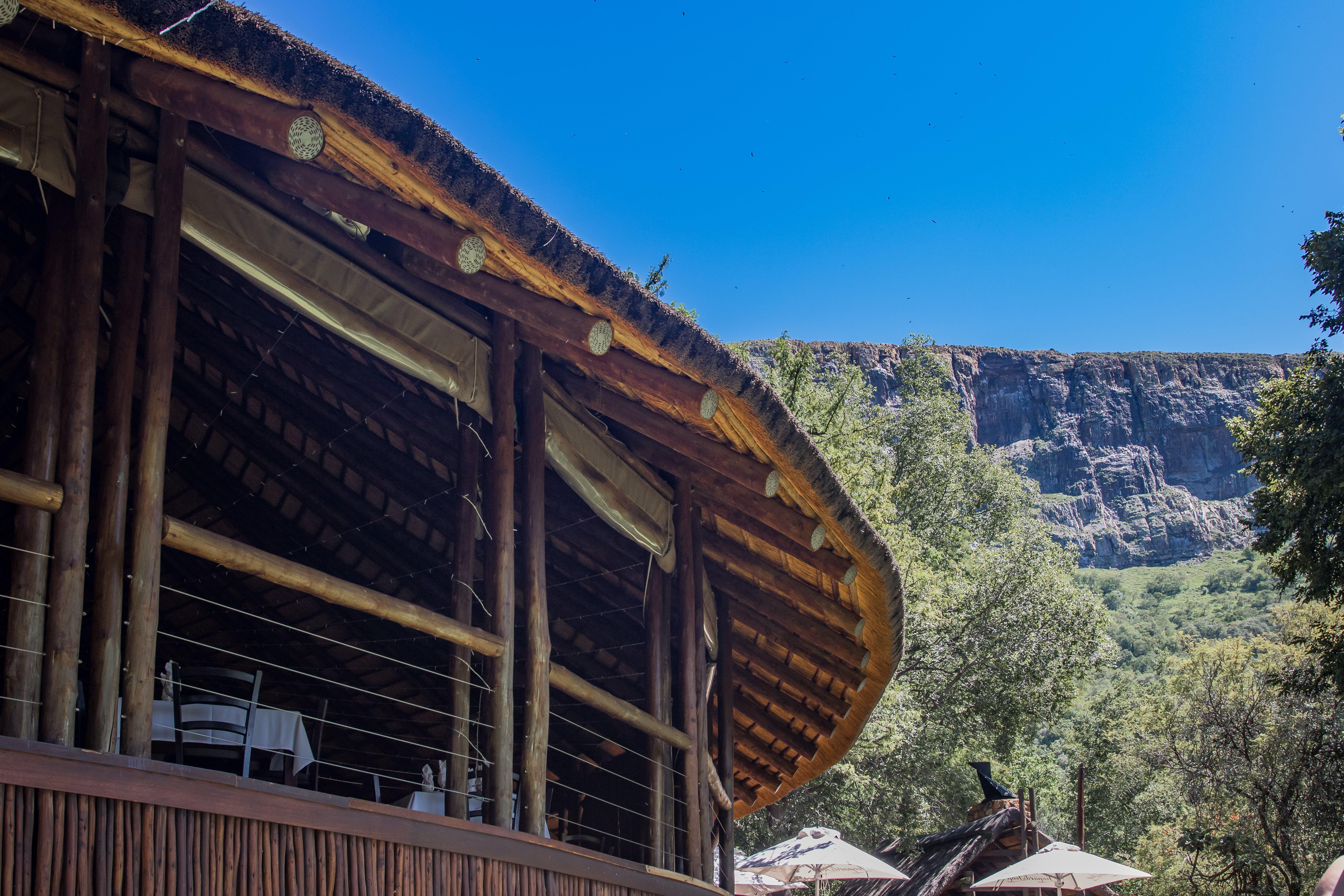Free stock photo of africa, dam, landscape, lodge