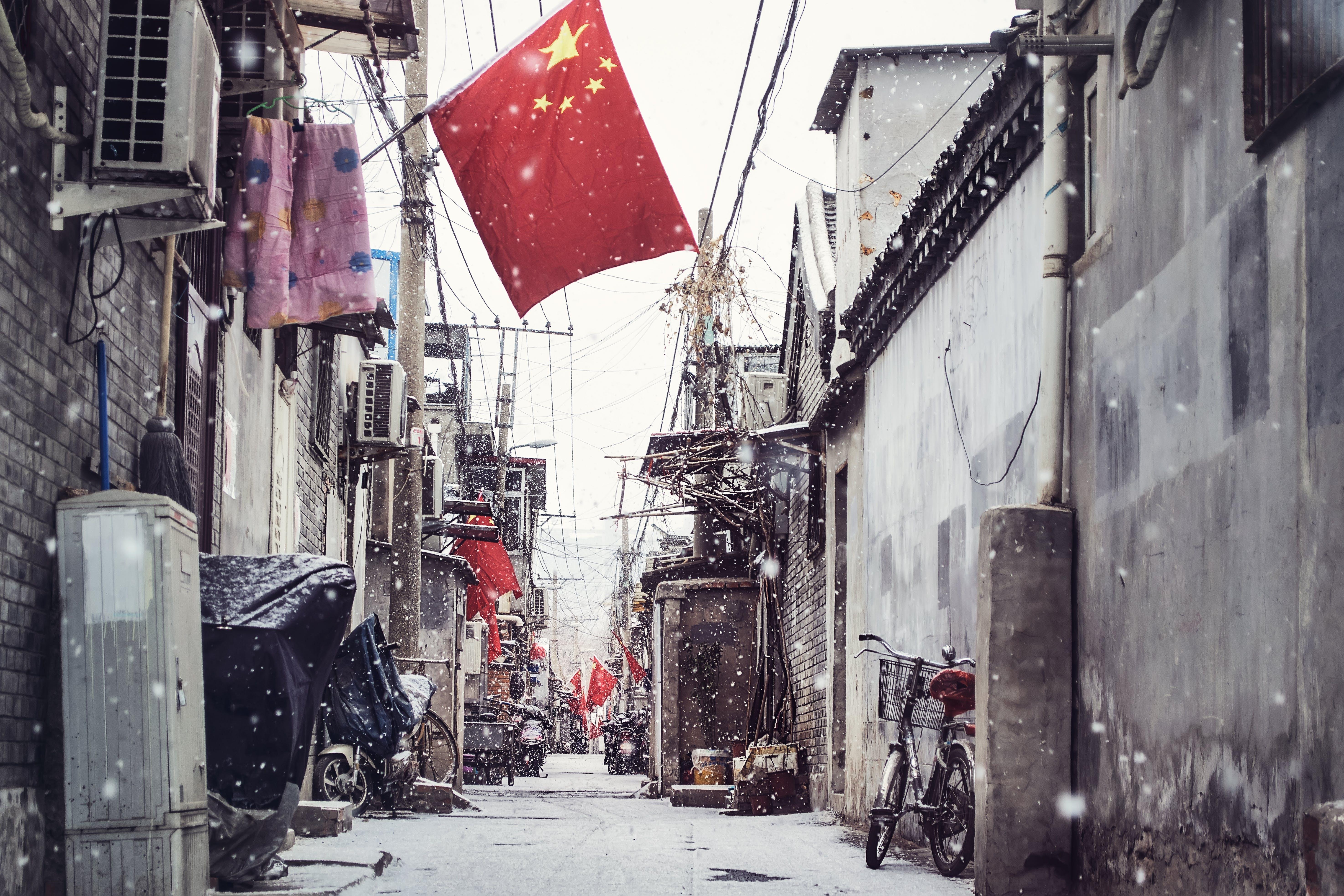 Free stock photo of 下雪, 冬天, 北京, 城市