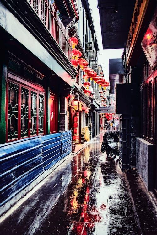Безкоштовне стокове фото на тему «北京, 喜庆, 城市, 小巷»