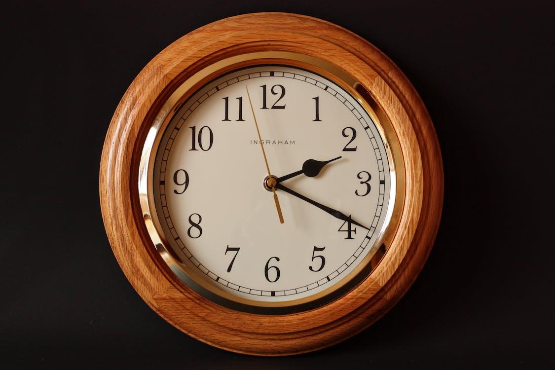 budík, čas, časovač
