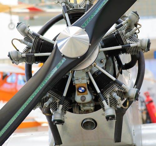 引擎, 螺旋槳飛機, 飛機, 飛機螺旋槳 的 免費圖庫相片