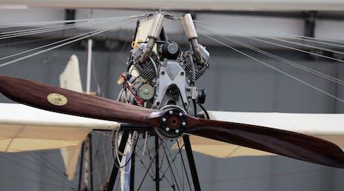 傳單, 引擎, 旋轉葉片, 螺旋槳飛機 的 免費圖庫相片
