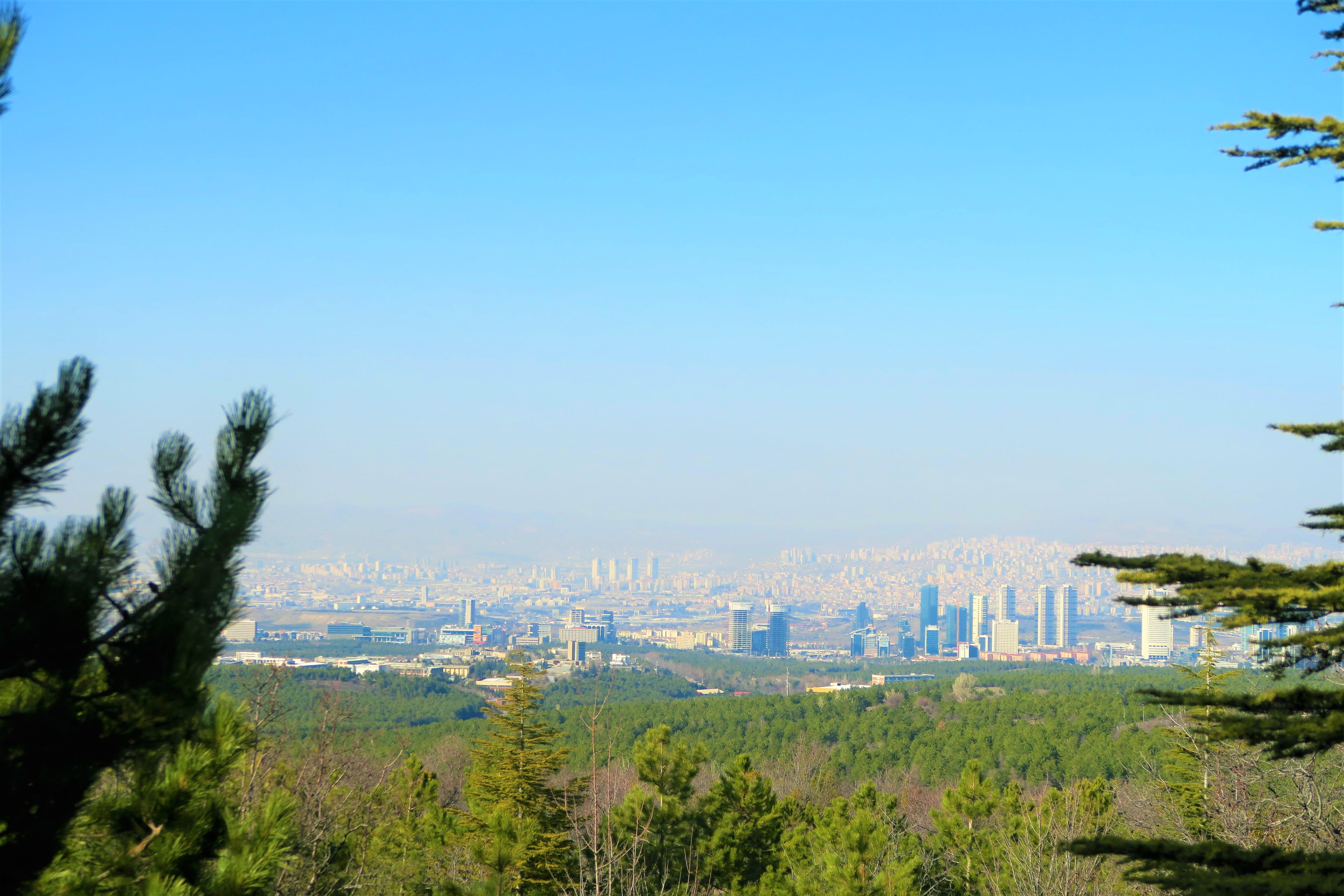 Free stock photo of ankara, city