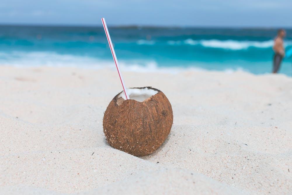 Coconut Water @pexels.com