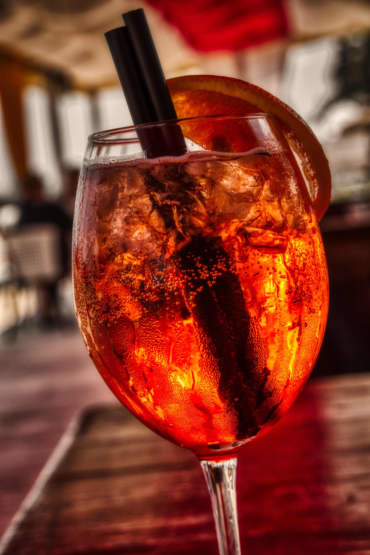 alcoholic drink, aperol, aperol spritz