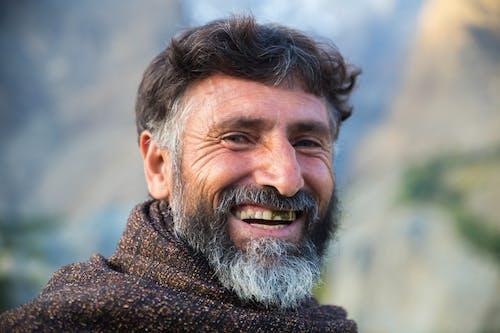 คลังภาพถ่ายฟรี ของ ความสุข, ผู้ชาย, ผู้สูงอายุ, ผู้ใหญ่