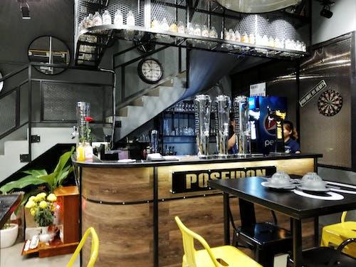 Darmowe zdjęcie z galerii z bar, nowoczesna architektura, projekt, projektowanie