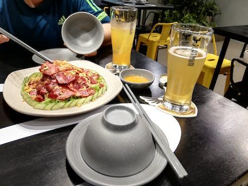 Darmowe zdjęcie z galerii z azjatyckie jedzenie, fotografia kulinarna, restauracja, stylizacja żywności