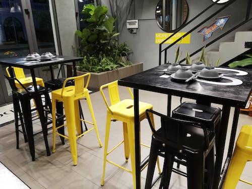 Darmowe zdjęcie z galerii z krzesło, projekt, projektowanie, restauracja