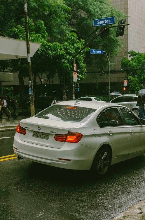 Free stock photo of after the rain, busy street, car